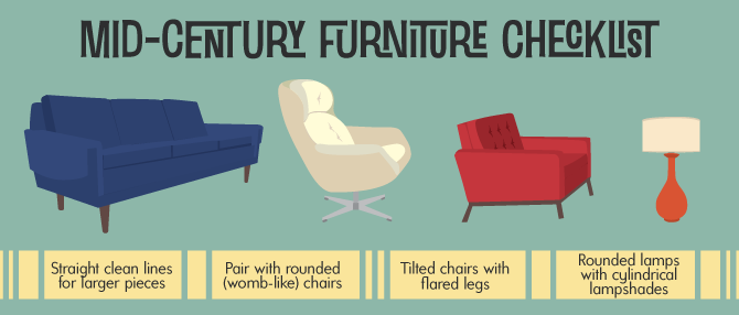 1960s Style Furniture create a fabulous vintage home in a post-mad men era | fix