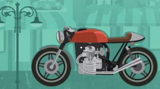 Convert Your Street Bike into a Café Racer