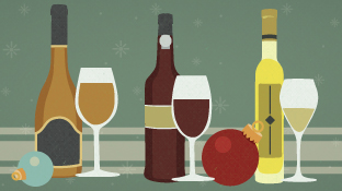 Festive Wines Yule Love