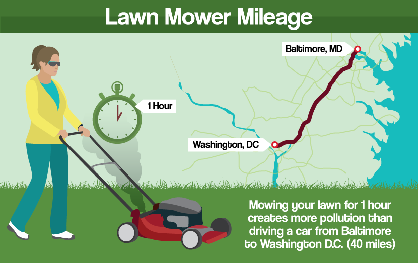 Landscaping Gas Tools : Lawn mowers and greener care fix