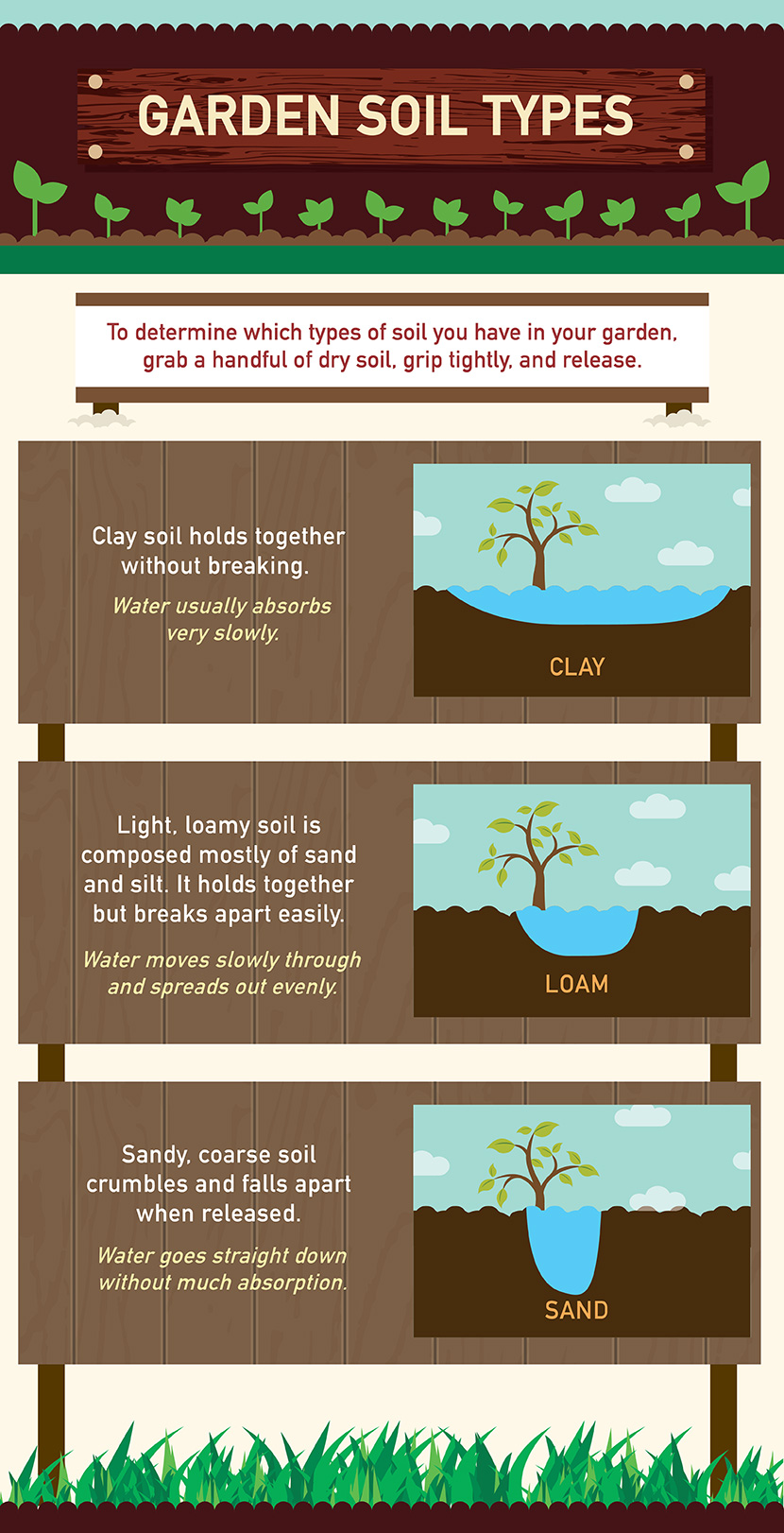 Different Types of Soil Explained