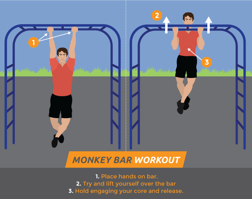 Money Bar Workout