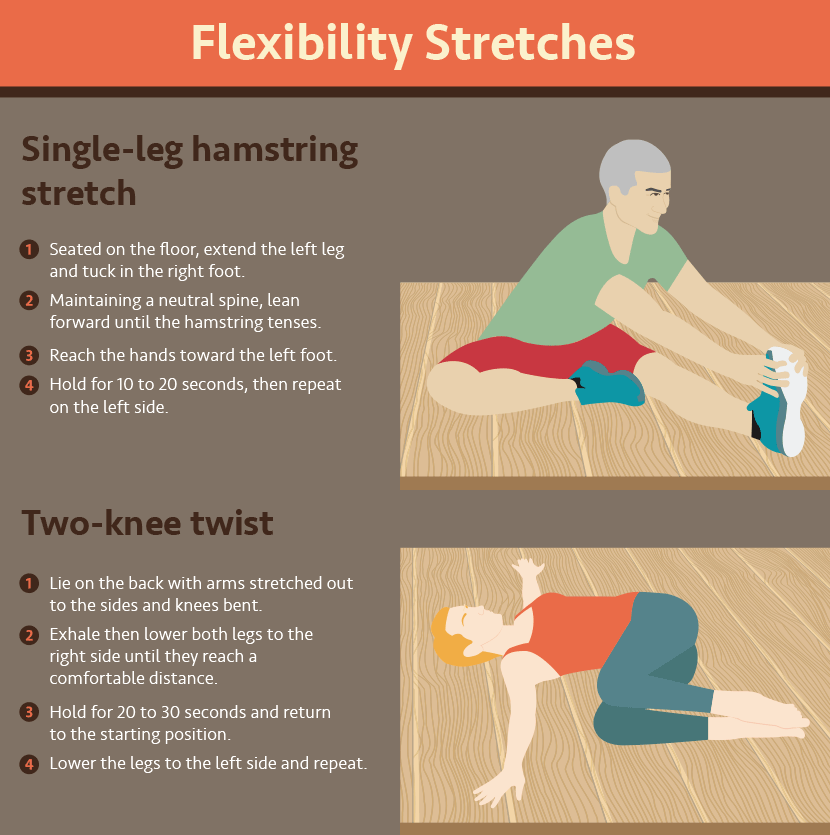 Flexibility Stretches