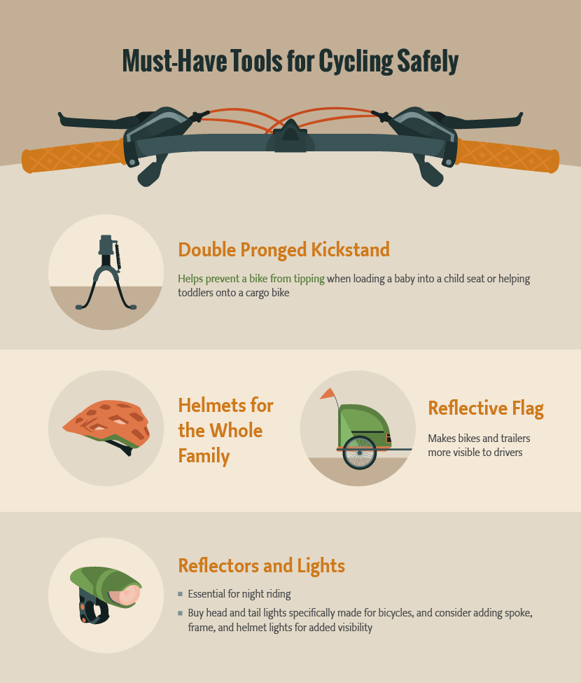 Ultimate Guide to Family Bike Riding: Tools to Stay Safe