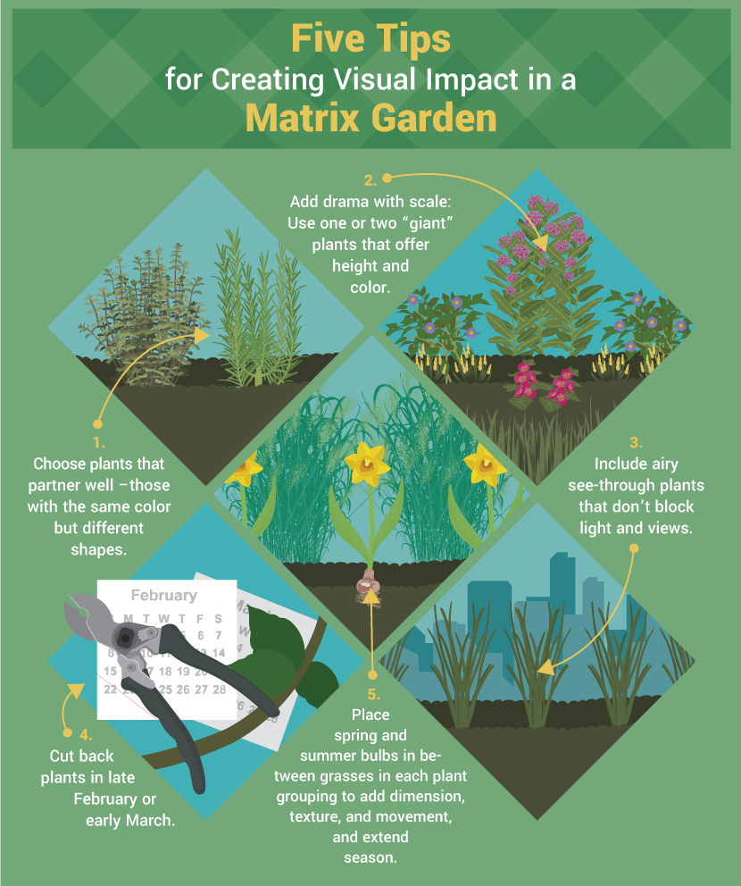 Five Tips for Matrix Gardens