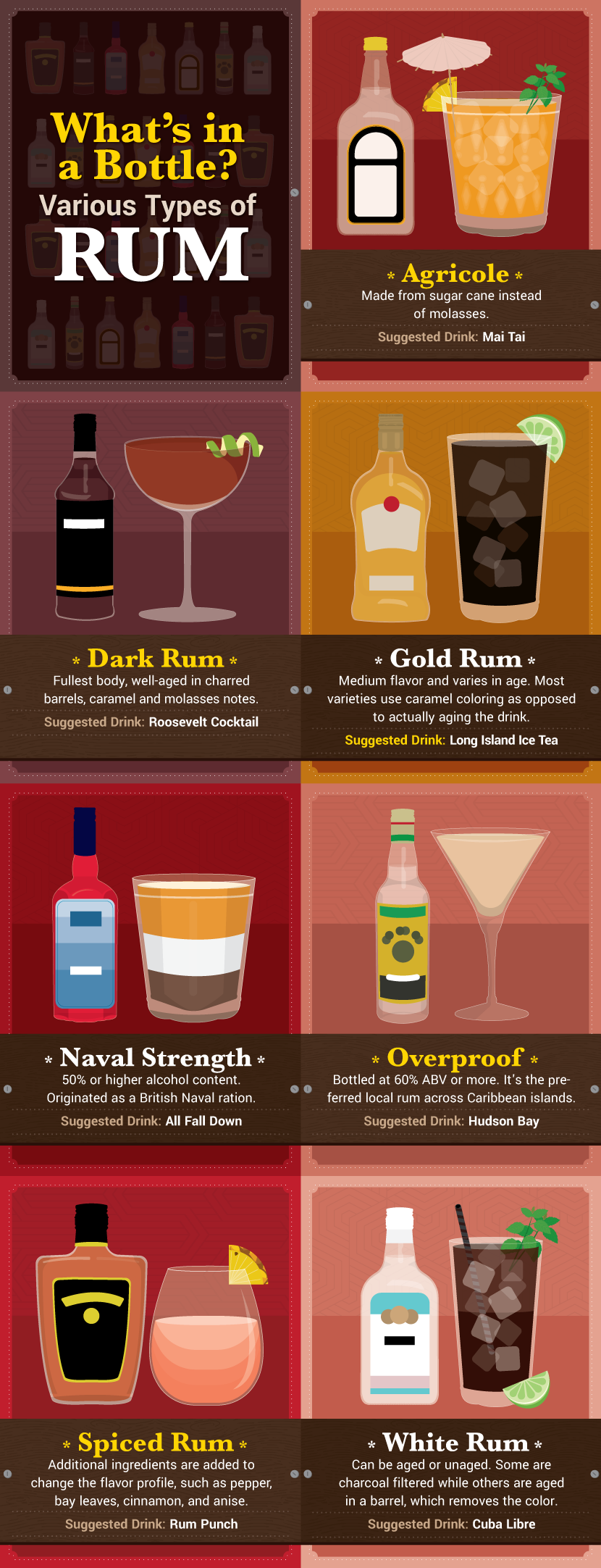 Rum Guide: What's in a Bottle