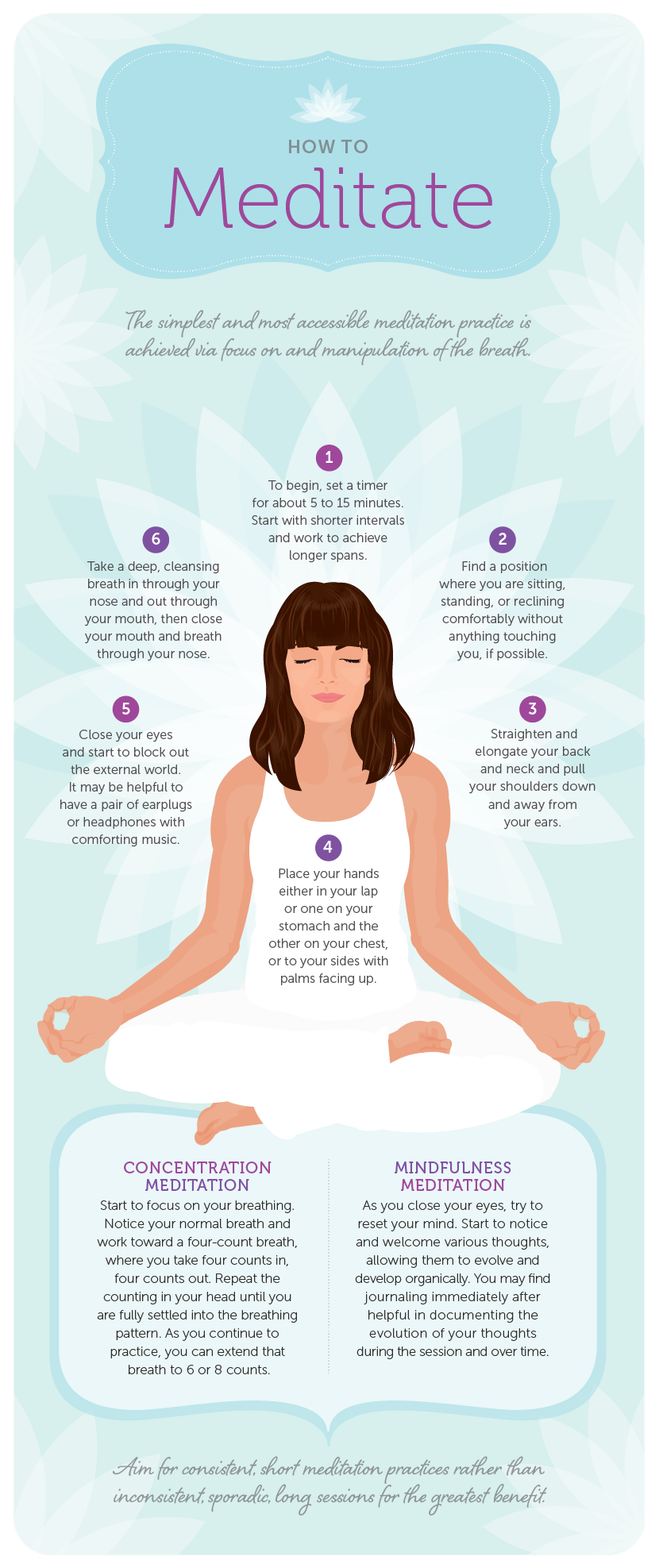 How to Meditate - How Five Minutes of Meditation Can Change Your Life