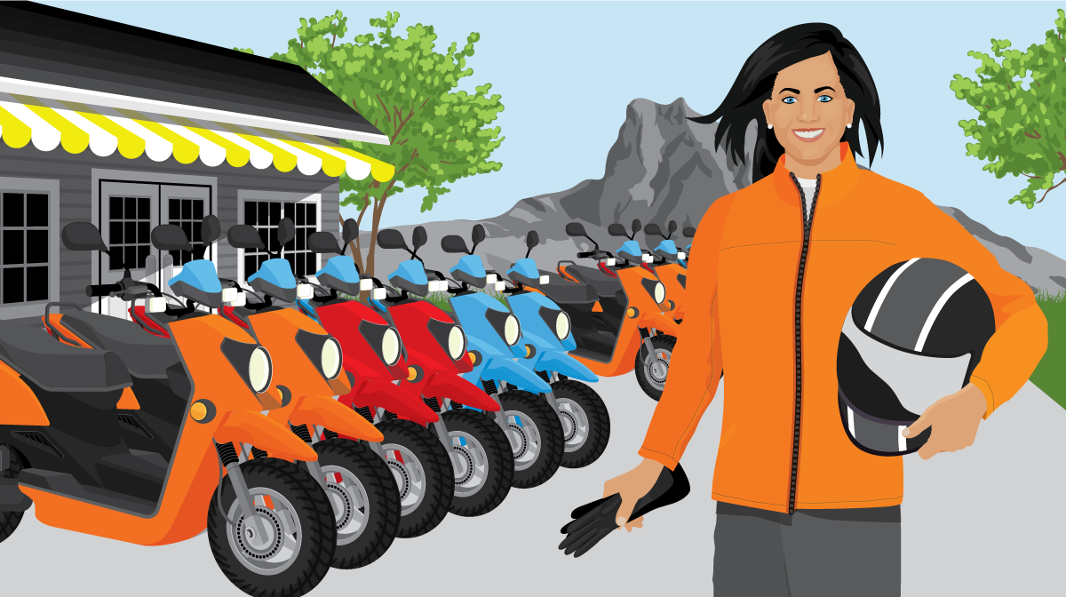 What To Know Before Riding Scooters On Vacation Fix Com