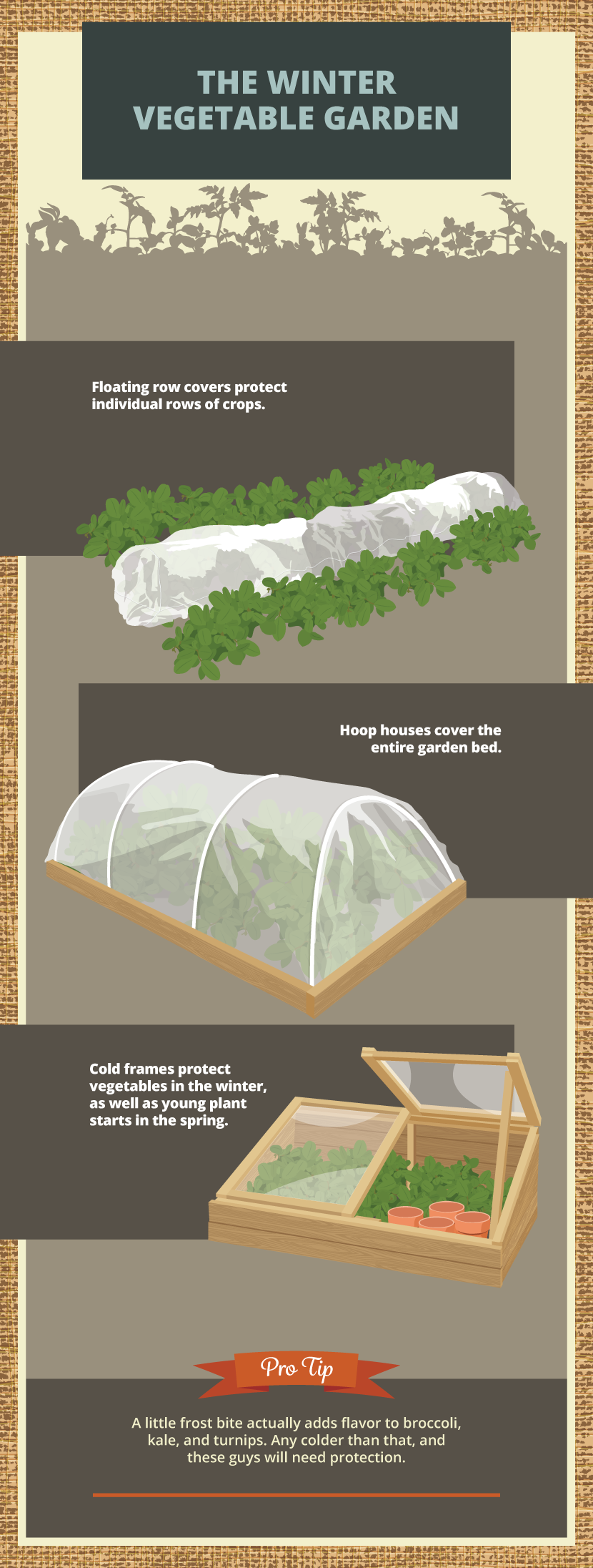 Winter Vegetable Gardening - Preparing Your Garden For Winter