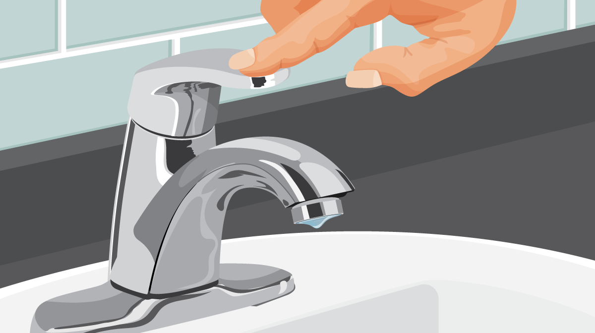 How To Repair Your Leaky Faucet Fix