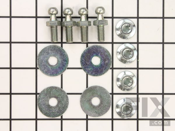 921-4PK Ball Studs For Gas Springs