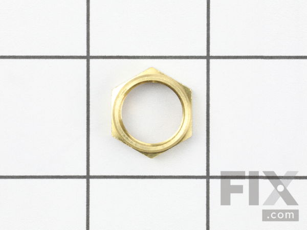 87504 Brass Hex Nut For Side Burner Valve