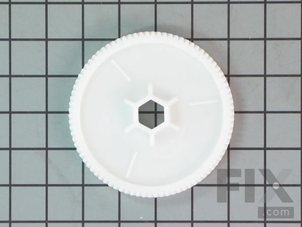 WC22X10005 Drive Gear - White
