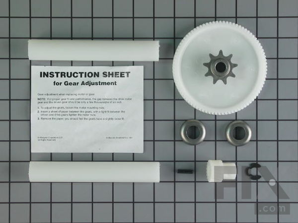 WC36X5071 Drive Gear Kit